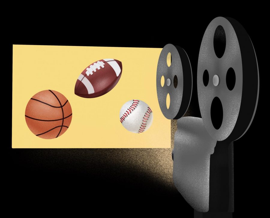 The Daily Illini sports staff shares favorite sports movies