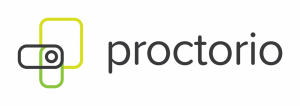 The official logo of Proctorio