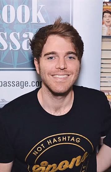 Shane Dawson poses for a photo during his It Gets Worse Book Tour on July 29, 2016 in San Francisco, CA.