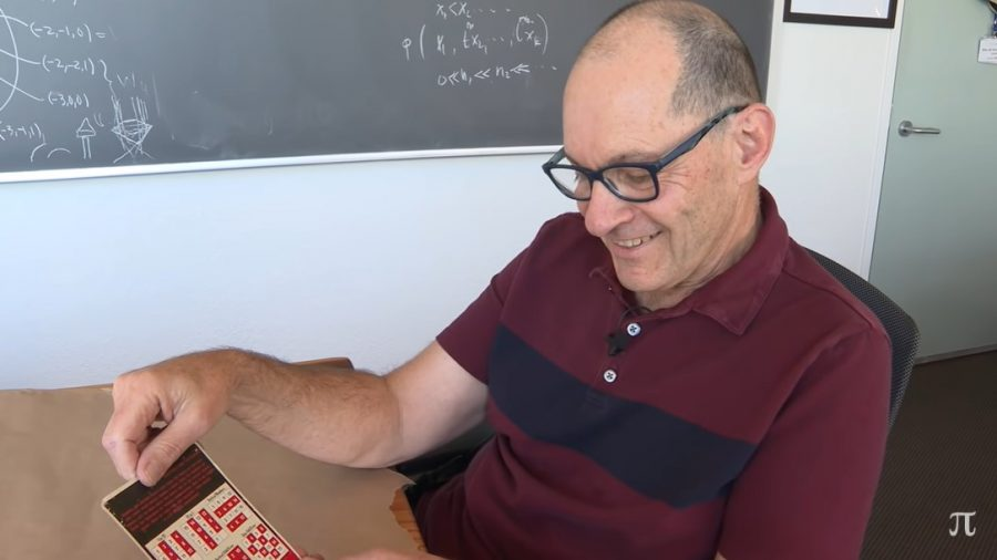 Professor Steven Bradlow discusses his work concerning the 15 puzzle in a video interview by the Youtube channel Numberphile.