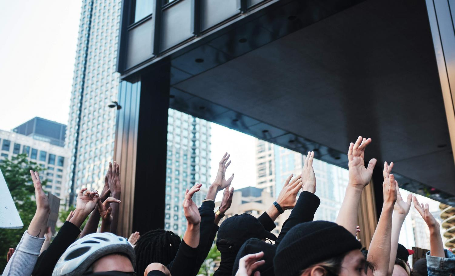 Gallery+%7C+Chicago+protests+for+George+Floyd+downtown