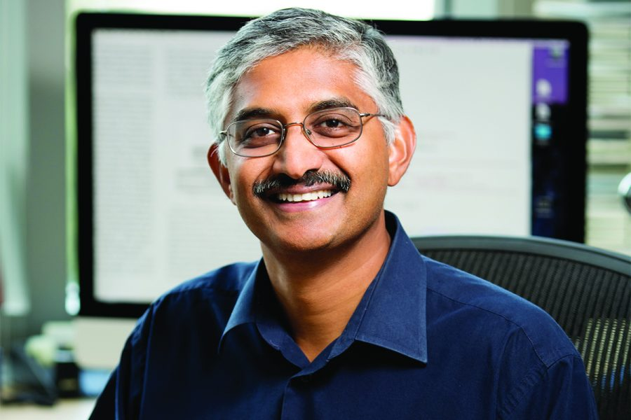 Vikram Adve, professor in Engineering, will lead the AI Institute for Future Agricultural Resilience, Management and Sustainability. Two University-led teams will be paritally funded by a $140 million grant given to seven intelligence institutes across the country.
