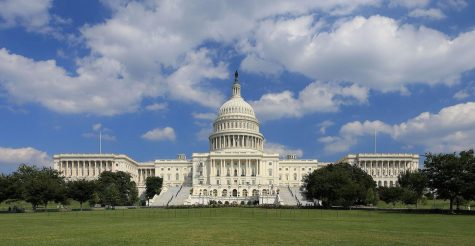 The United States Capitol sits prominently on Sept. 5, 2013.