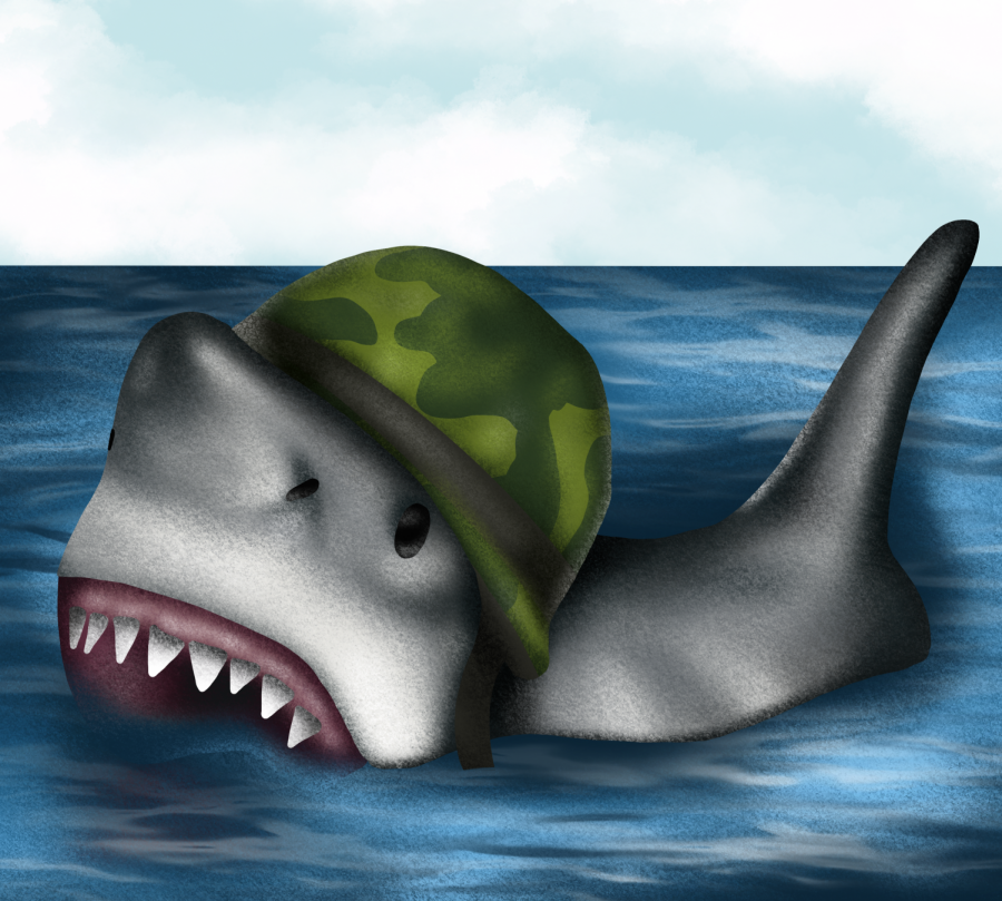 Opinion+%7C+Jaws+embodies+anxiety+of+Vietnam+War