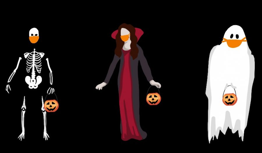 CDC guides people towards safer Halloweens