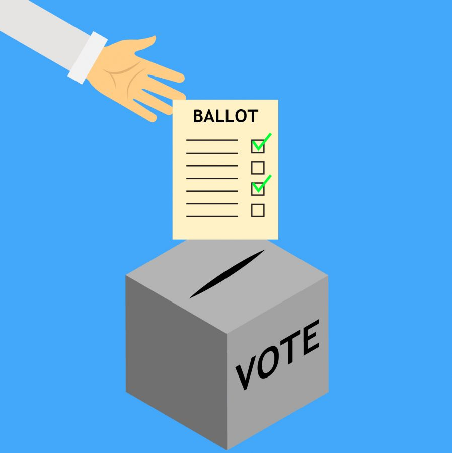 Forgot to register in time? You can still vote