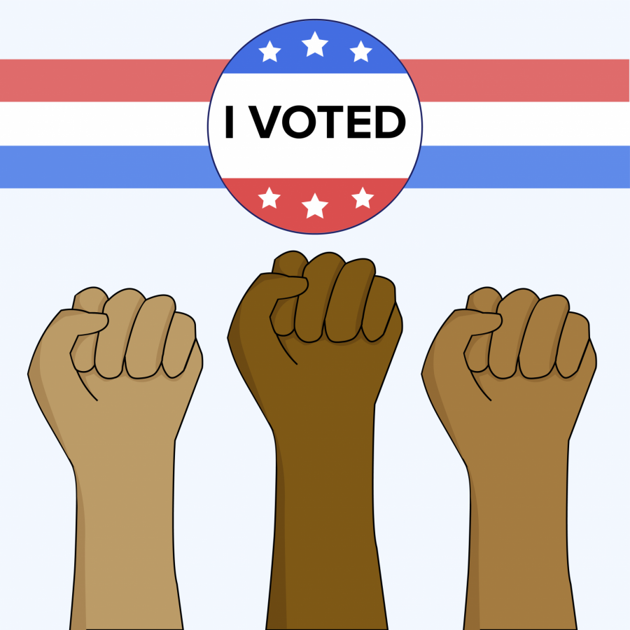 Make voting accessible, enable minorities to vote