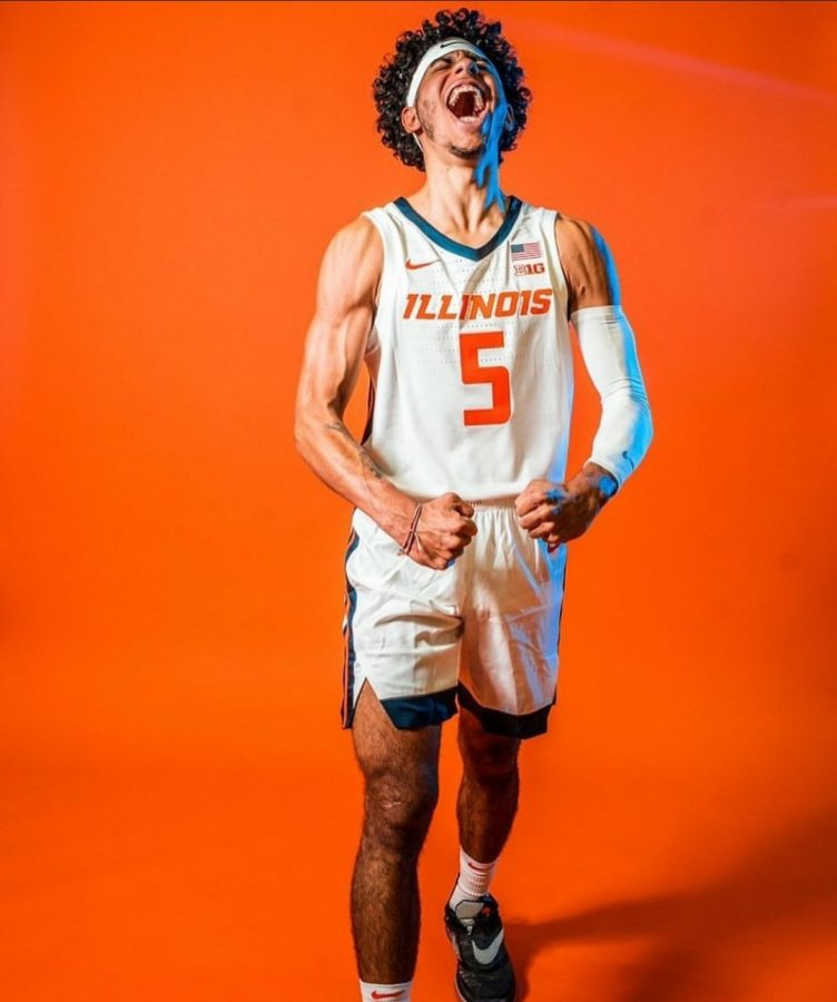 Freshman+guard+Andre+Curbelo+poses+for+a+promotional+image.+Curbelo+gears+up+for+basketball+season+by+bringing+his+best+to+practice+and+the+weight+room.