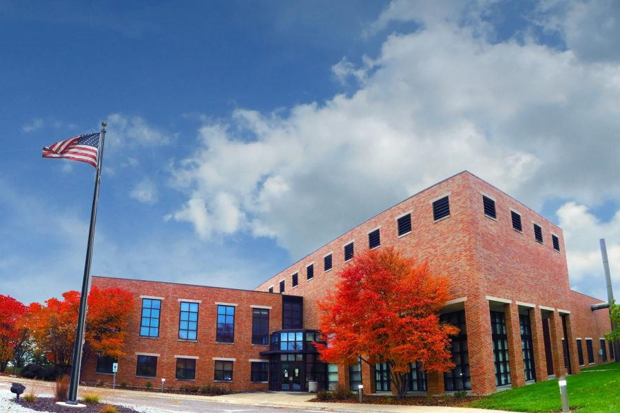 The Illinois Sustainability Technology Center is pictured above. The ISTC recently received two grants to combat pollution.