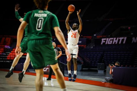 Da'Monte Williams' three-point shot rounds out his game