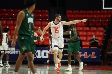 Player grades: Bezhanishvili shines in Illini loss