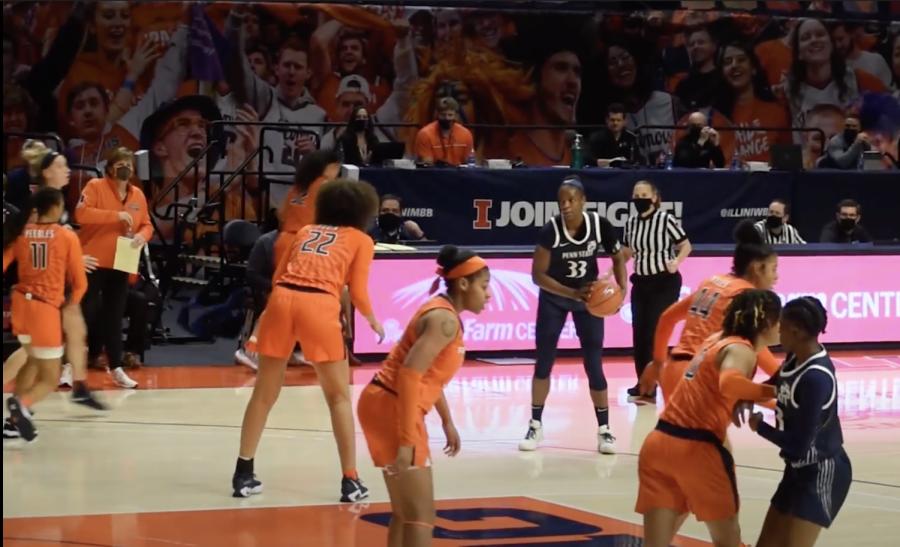 Women's Basketball vs Penn State