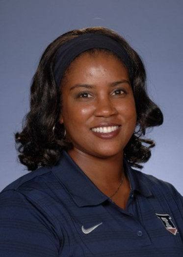Illinois head softball coach Tyra Perry is pictured above. Perry is excited for her team to begin play soon.