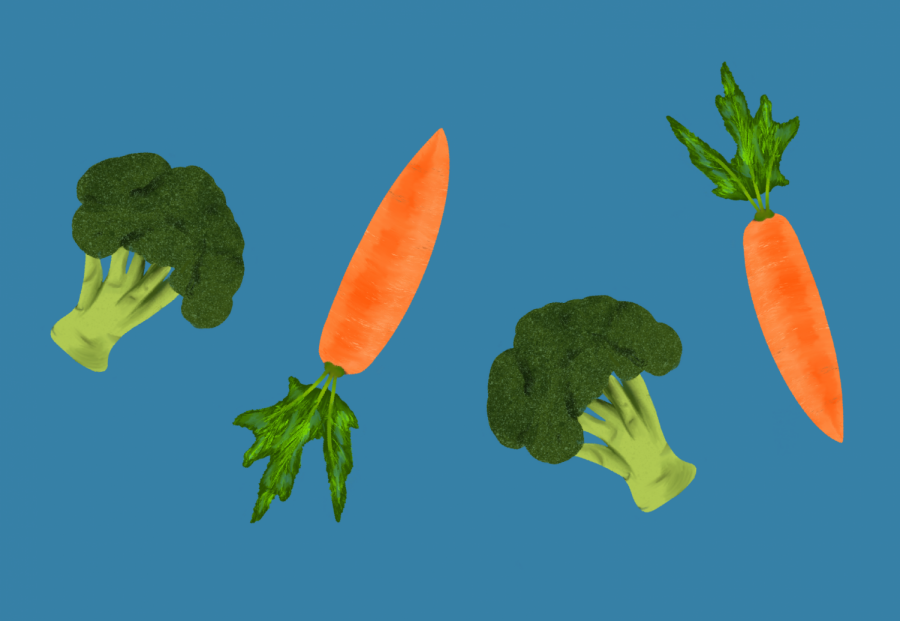 Take advantage of your kitchen: Going vegetarian is easier than you think