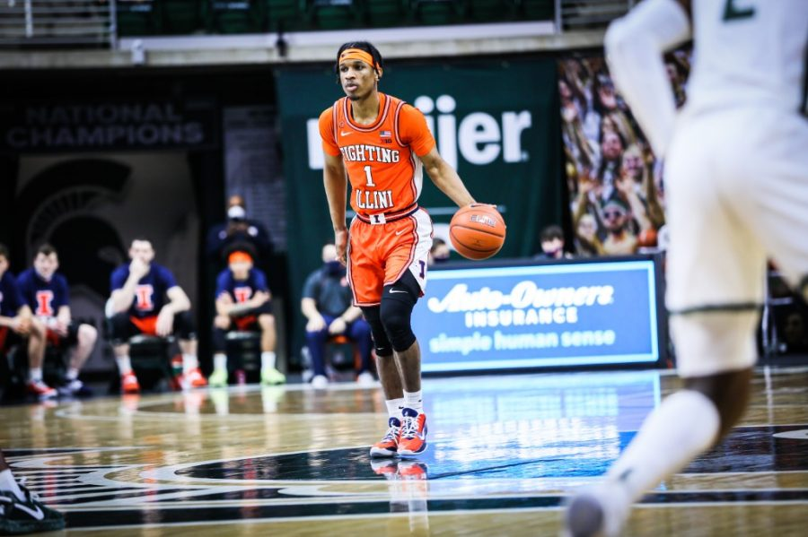 Player grades: Frazier brings life to struggling Illini offense in road loss