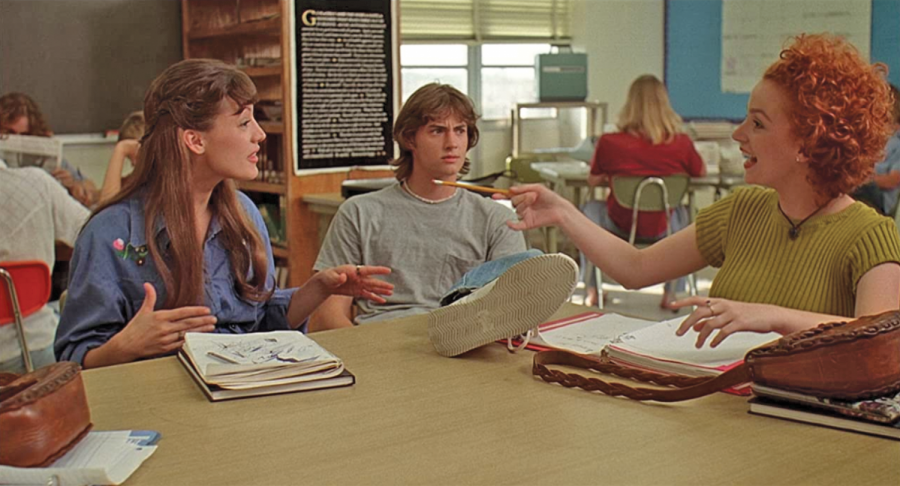 "Marissa Ribisi, Michelle Burke and Jason London star in ""Dazed and Confused."" Columnist Nathaniel discusses the film and its relationship with the fleetingness of youth."