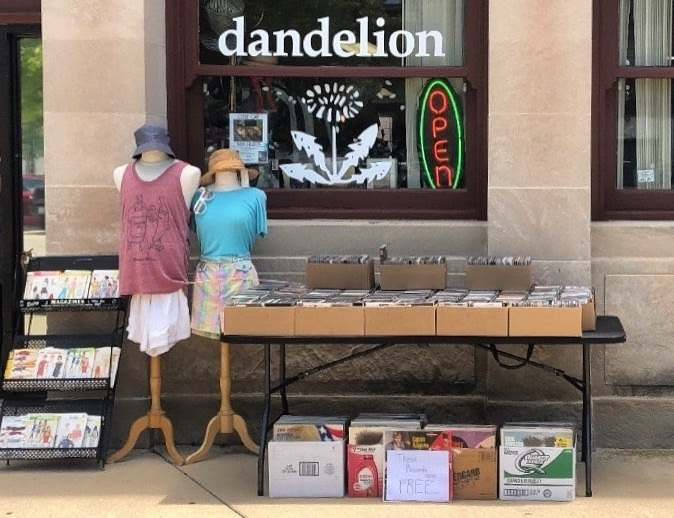 The Dandelion Vintage & Used Clothing store stands at 100 N Chestnut St. The Champaign-Urbana area has several thrift stores you can shop at to update your wardrobe.