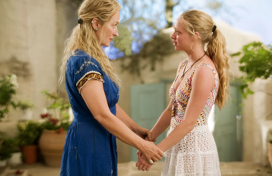"Meryl Streep and Amanda Seyfried star in ""Mamma Mia!"" which was released on July 18, 2008. Columnist Nathaniel Langley argues that the film exudes a mixture of narcissism and good tunes."