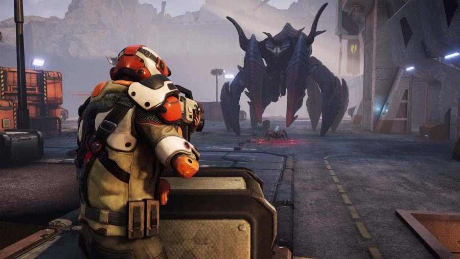 A screenshot of the game Phoenix Point is shown above. Buzz spoke with Julian Gollop, the games designer, about what drove his design ideas.