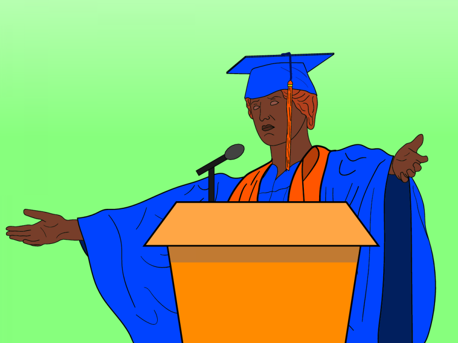 Three great commencement speeches to hold onto