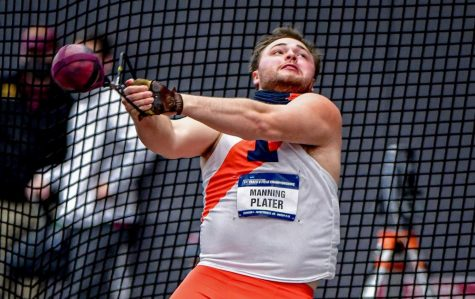 Illinois enters weekend's meets with momentum, hunger