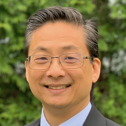 David W. Chih, director of the Asian American Cultural Center, poses for a headshot. Chih spoke with a reporter from The Daily Illini about how people can help recognize and combat anti-Asian racism.