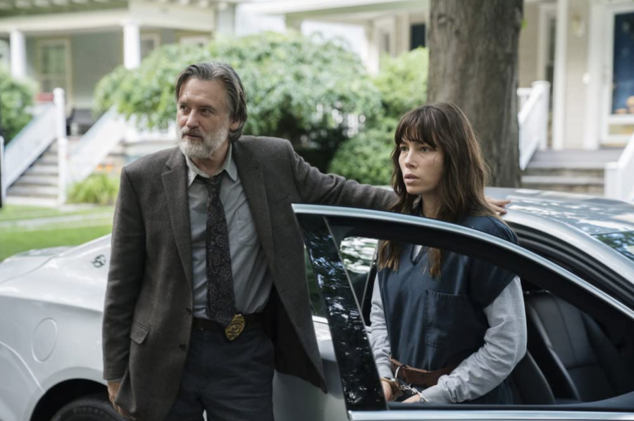 Bill+Pullman+and+Jessica+Biel+star+in+%22The+Sinner%22.+The+show+released+its+first+episode+on+Aug.+2%2C+2017.
