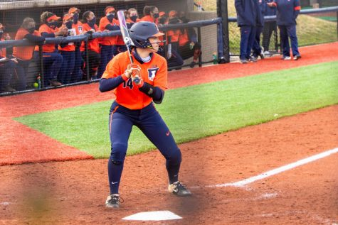 Illinois looks to make statement in series against Purdue