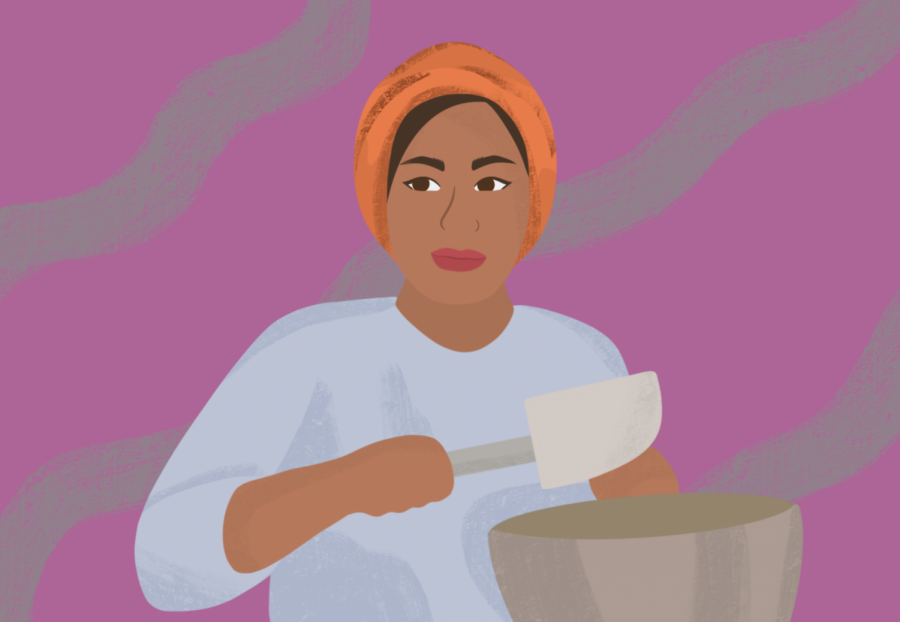 "Opinion | ""Nadiya's Time to Eat"" cooks with heart"
