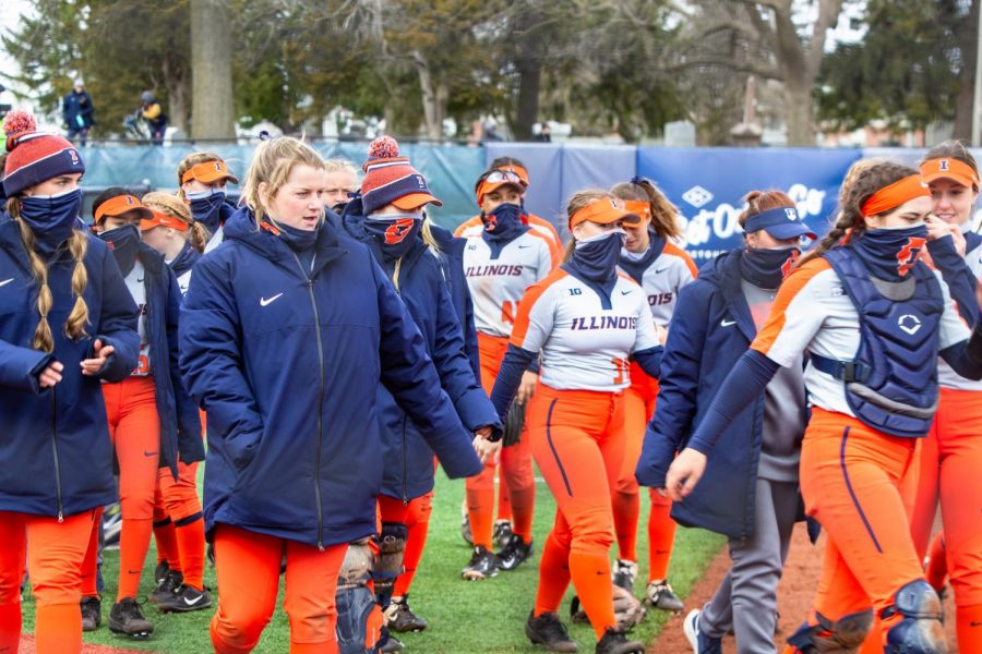 Illinois sets up for last home series of season against Ohio State
