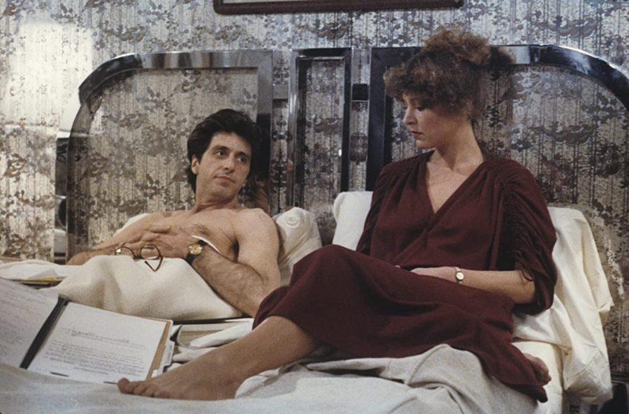 Al Pachino and Christine Lahti star in the movie And Justice for All. The movie was released on the 19 of Oct. in 1979.