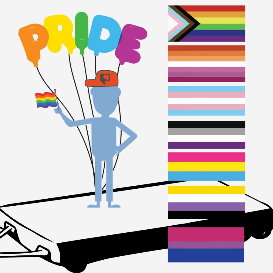 Satire+%7C+Campus+Scout+%7C+Scout+travels+across+America%3A+L.A.+Pride