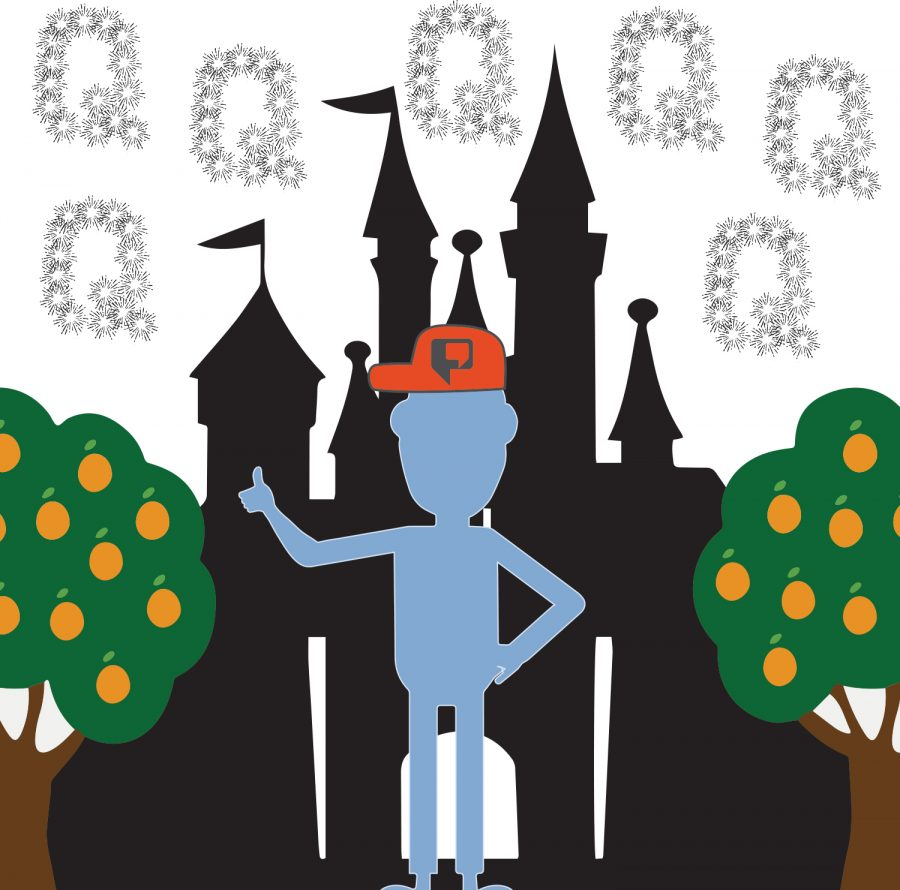 Satire | Campus Scout | Scout travels across America: Disneyland