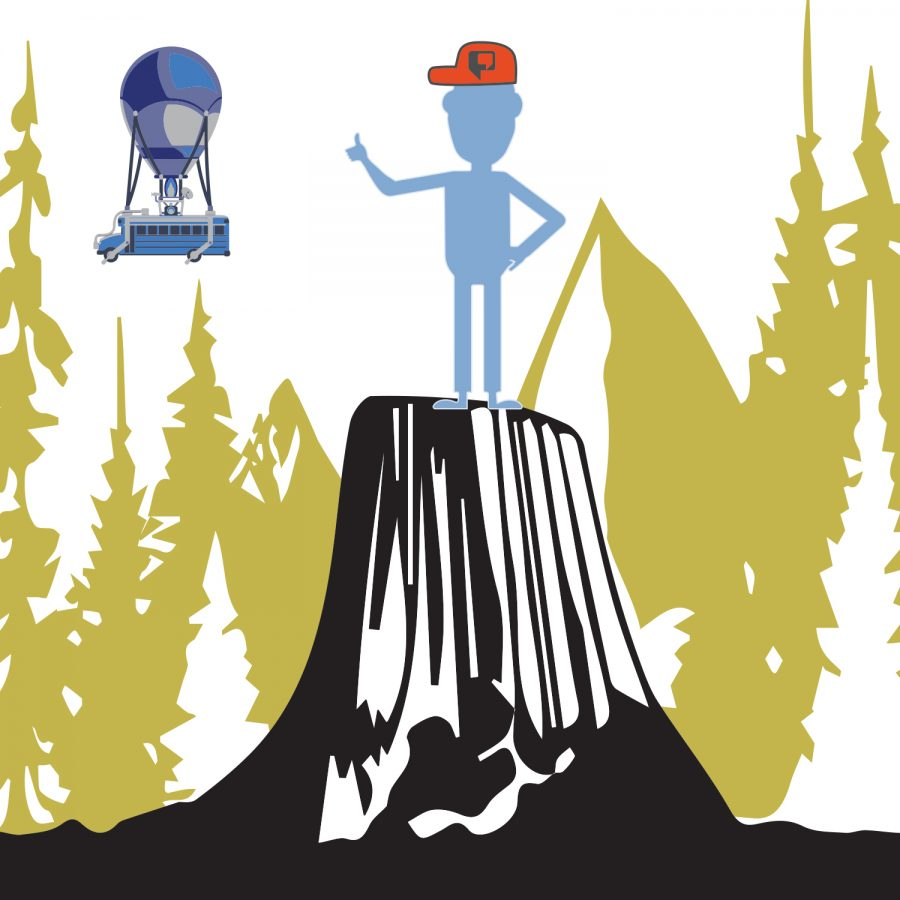 Satire | Campus Scout | Scout travels across America: Wyoming