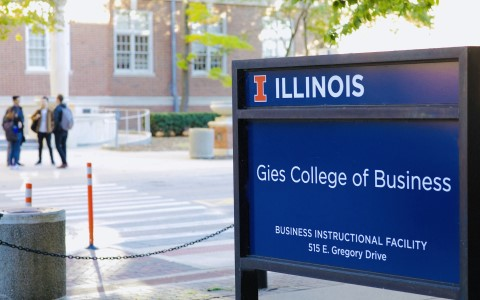 Gies College of Business will be holding the largest experiential class this fall.  The class is called Business 301: Business in Action.