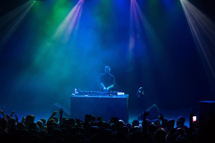Chris Lake performs at The Canopy Club on Sept. 20, 2019. The Canopy Club celebrates reopening with free show featuring Manic Focus.