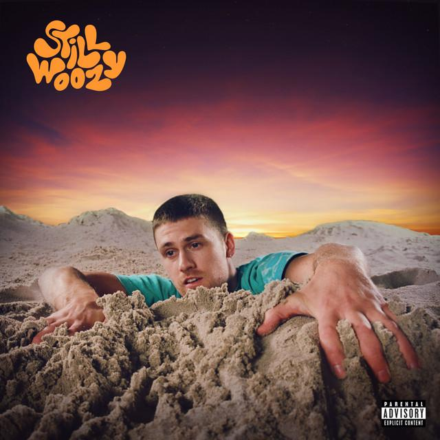 Still Woozy poses in his new album cover. The album was released on Aug. 13.
