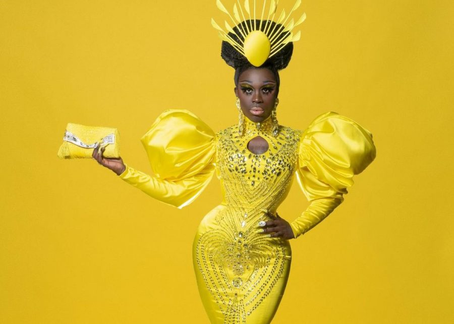 Bob the Drag Queen poses for a photo. He will be performing Saturday at The Canopy Club as a part of Pygmalion.