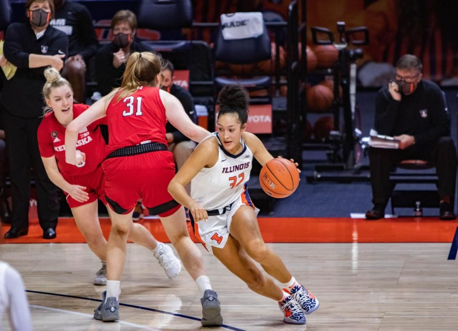 Illinois womens basketball releases 2021-2022 non-conference schedule
