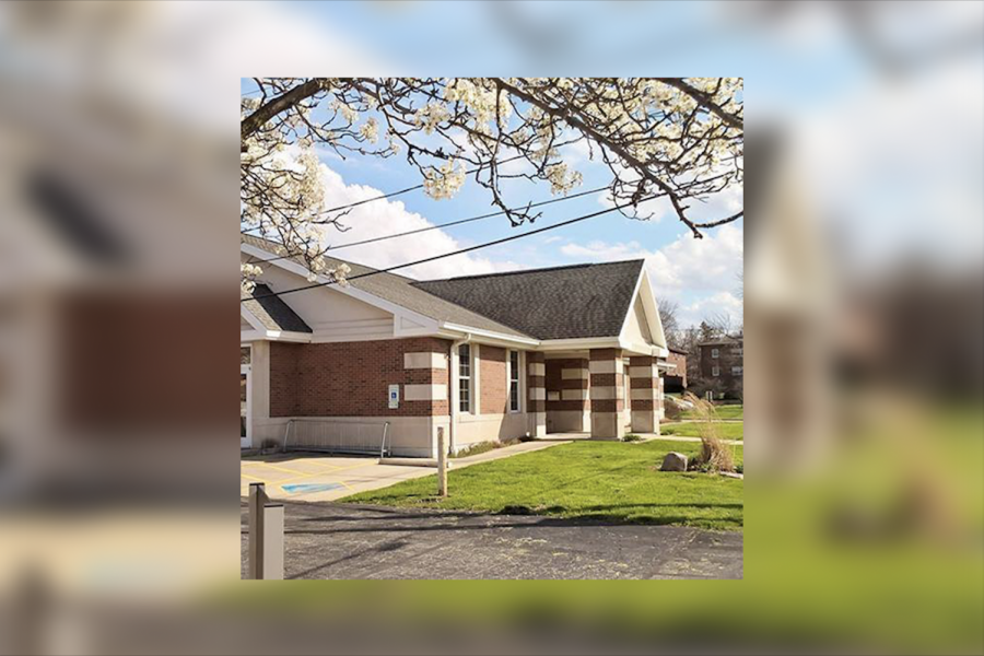 The Church of Jesus Christ of Latter-day Saints sits at 402 S. Lincoln Ave. in Urbana. Mormon missionaries have set out to preach the gospel in the Urbana community to spark recruitment during the pandemic.
