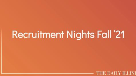 Illini Media Recruitment Night