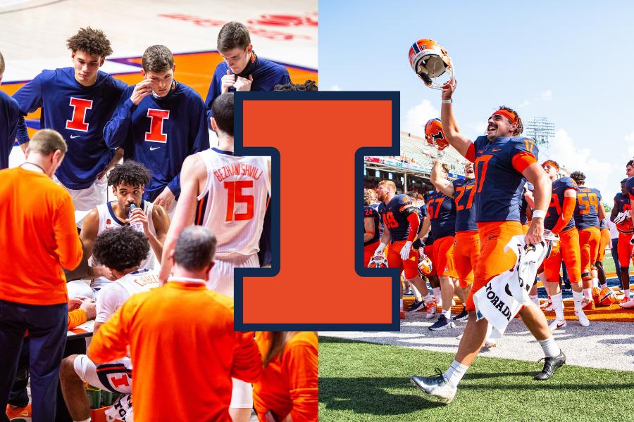 Opinion | Is Illinois a football or basketball school? | II