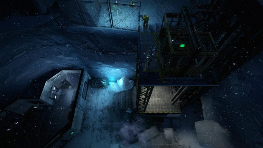 A screenshot of the video game Alien Swarm: Reactive Drop is shown above. The game released on April 20, 2017.