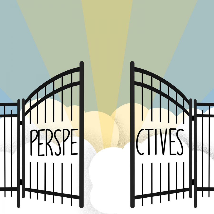 Editorial | Perspectives, a new approach to opinions
