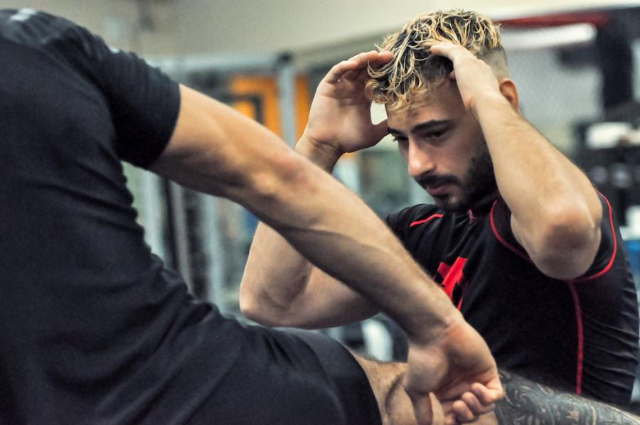 Michael Stroller, a co-owner of CU Jiu Jitsu, shares how his love for Jiu Jitsu started.